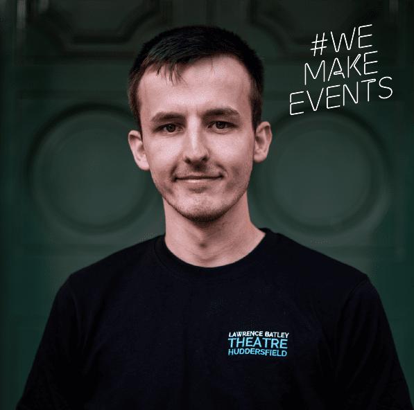 James Clare #WeMakeEvents