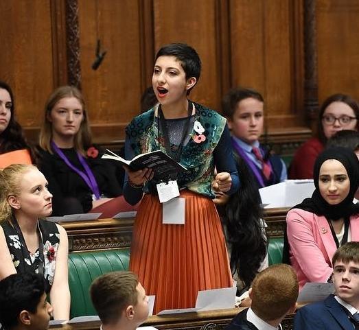 Roshni Parmar-Hill shortlisted for prestigious British Education Award