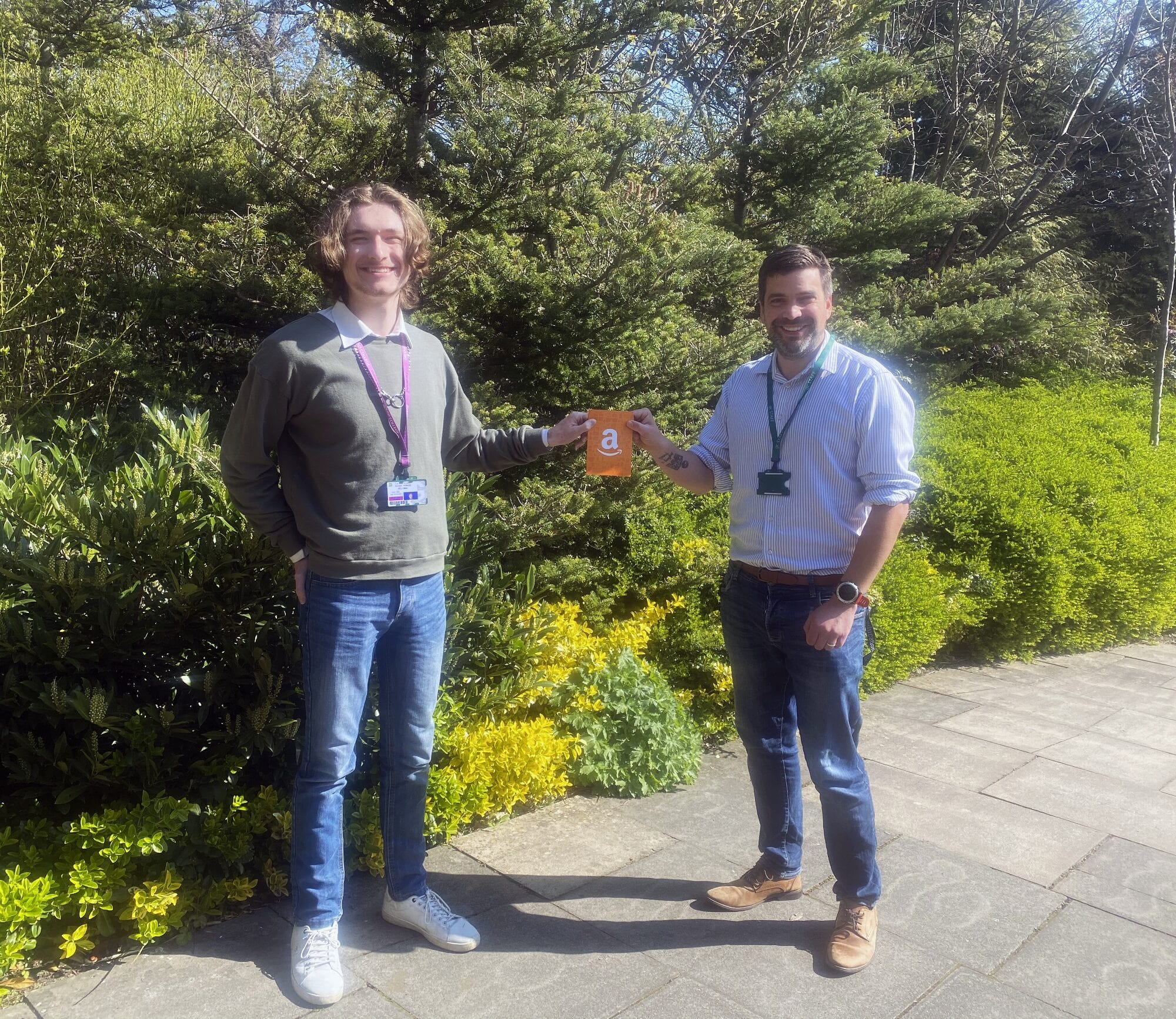Student Miles Kelly wins Greenhead College's New Music Competition
