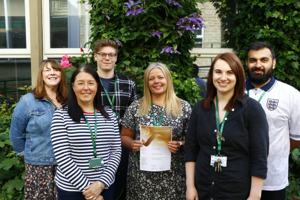 Our award-winning Additional Learning Support Team