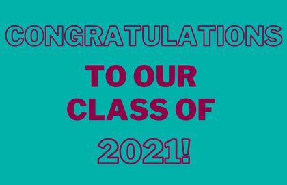 Greenhead College celebrates outstanding results for its Class of 2021!