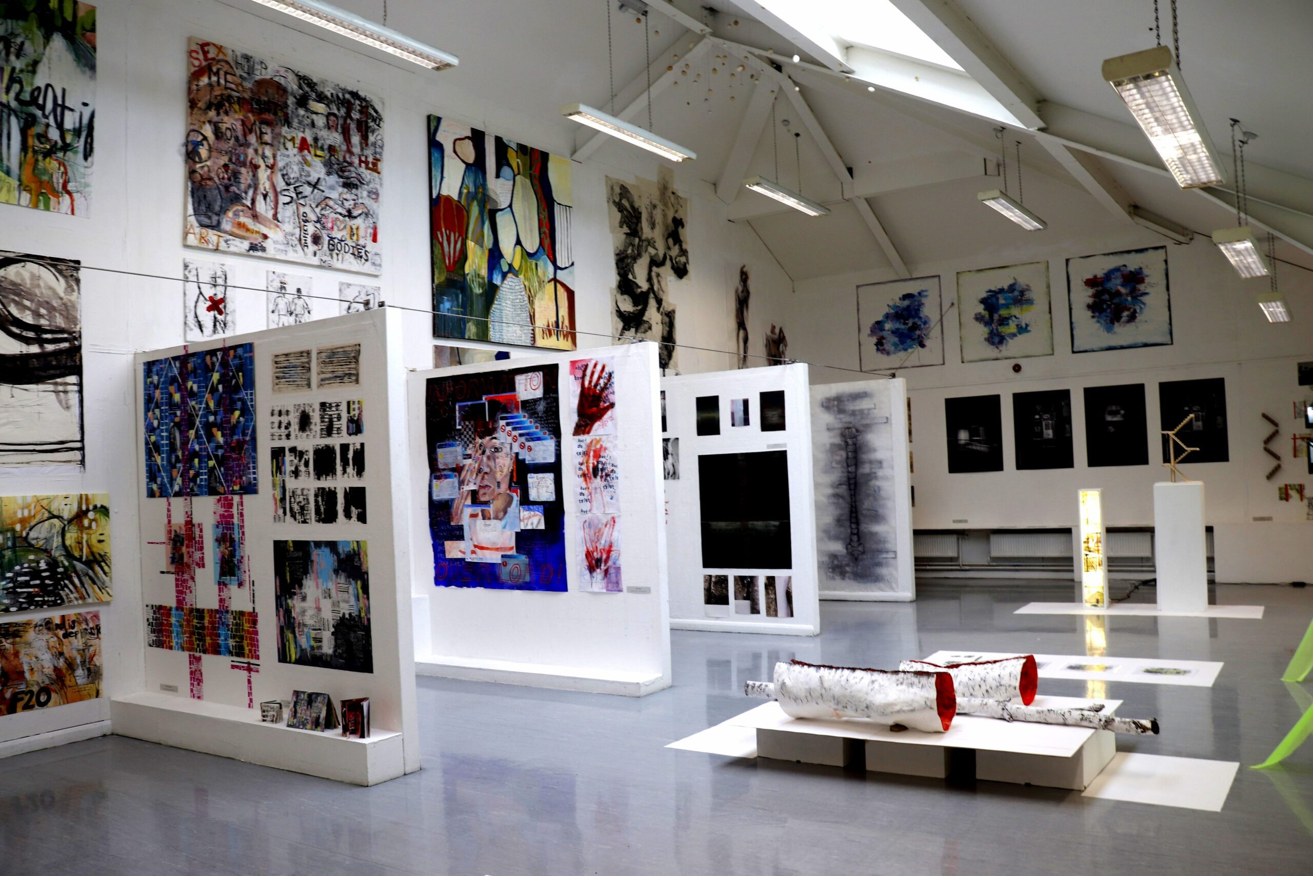 Greenhead College Art Exhibition 2021